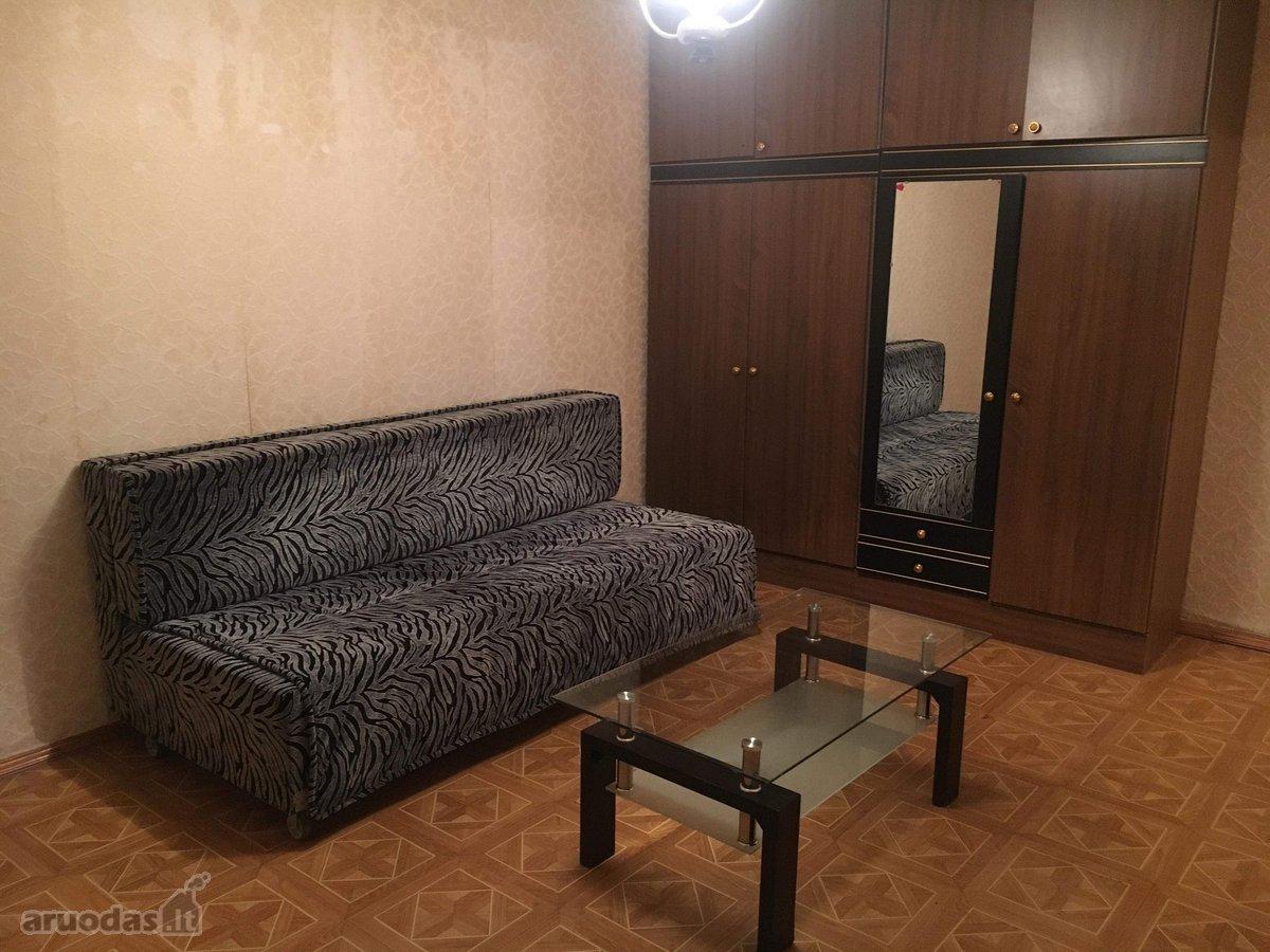 Šiauliai, Centras, S. Šalkauskio g., 2 kambarių butas