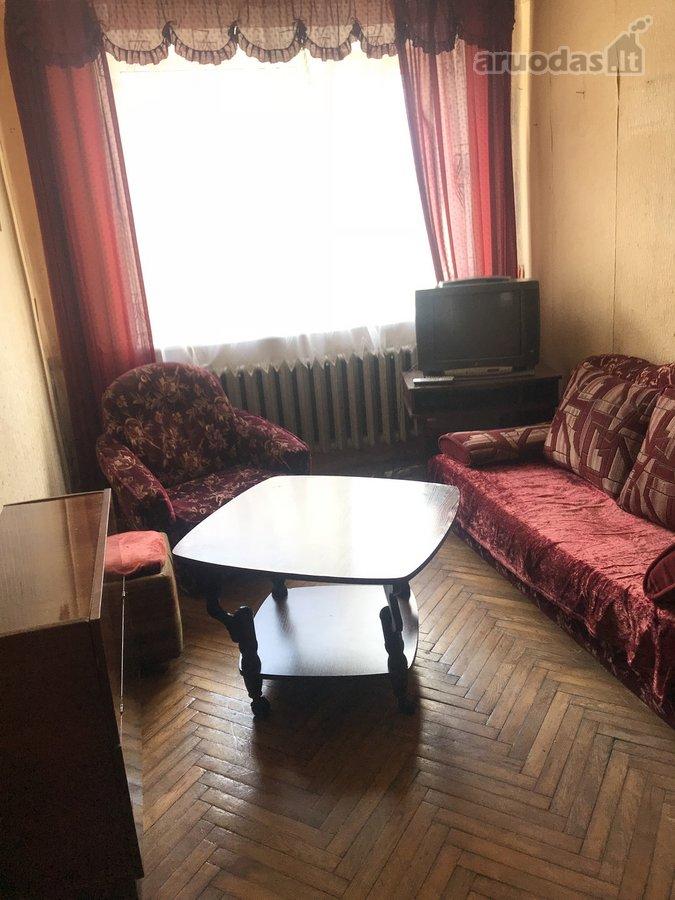 Panevėžys, Centras, A. Smetonos g., 2 kambarių butas