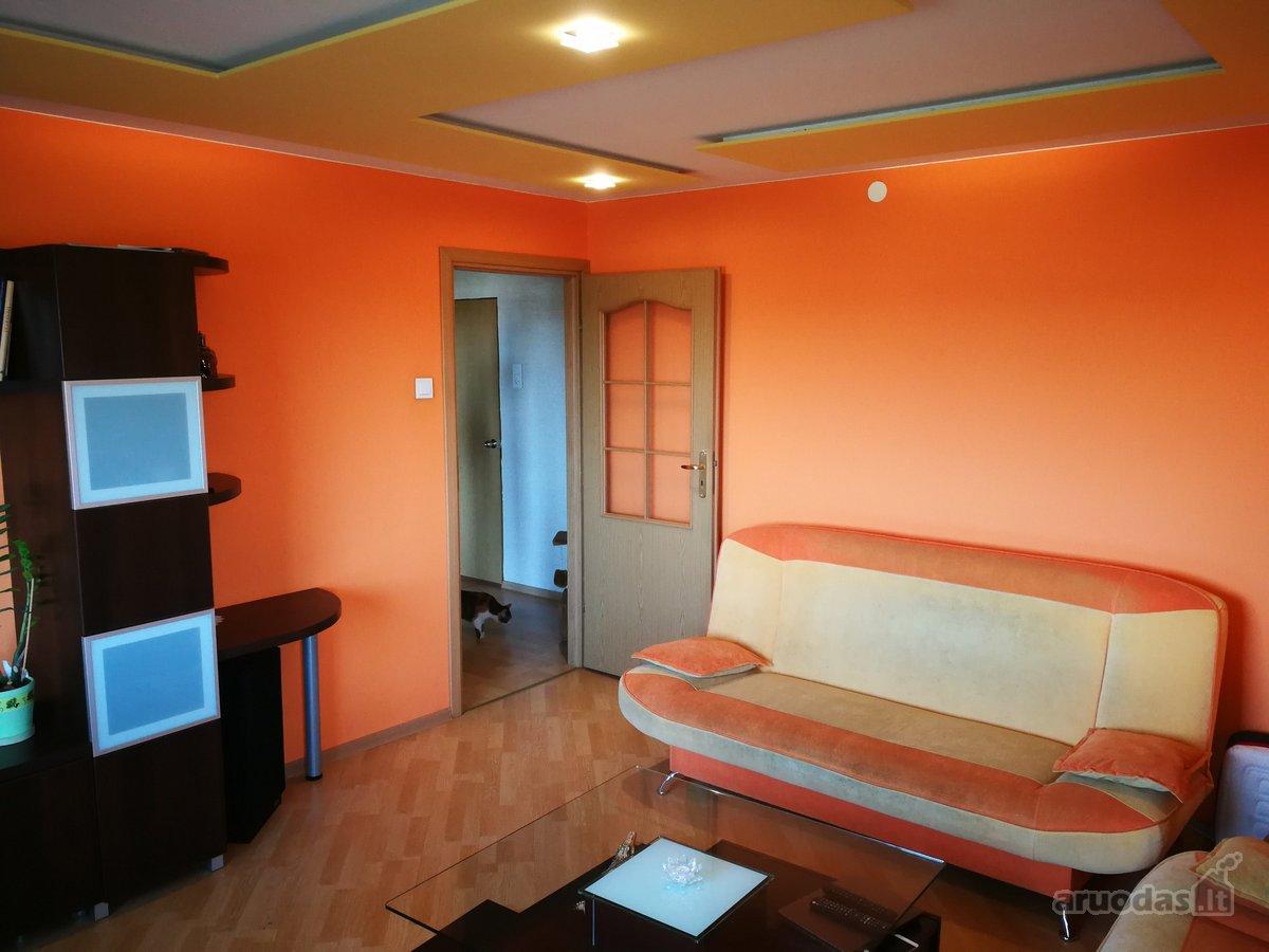 Vilnius, Šeškinė, Ozo g., 2 kambarių butas