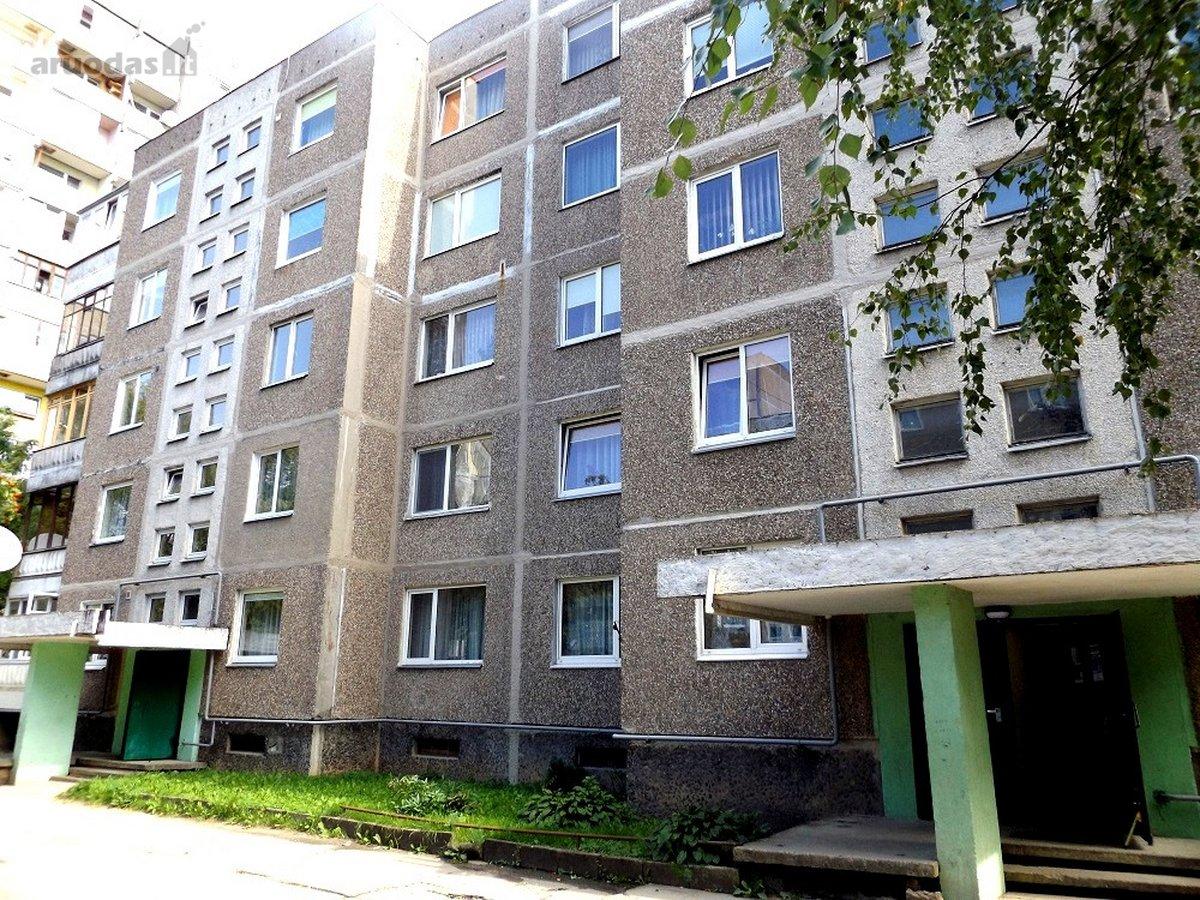 Kaunas, Eiguliai, P. Lukšio g., 3 kambarių butas