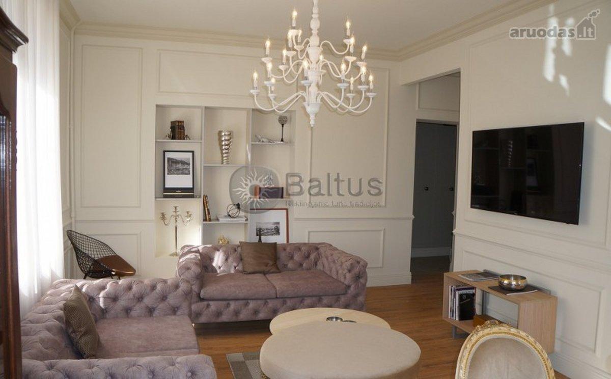Klaipėda, Centras, Danės g., 3 kambarių butas