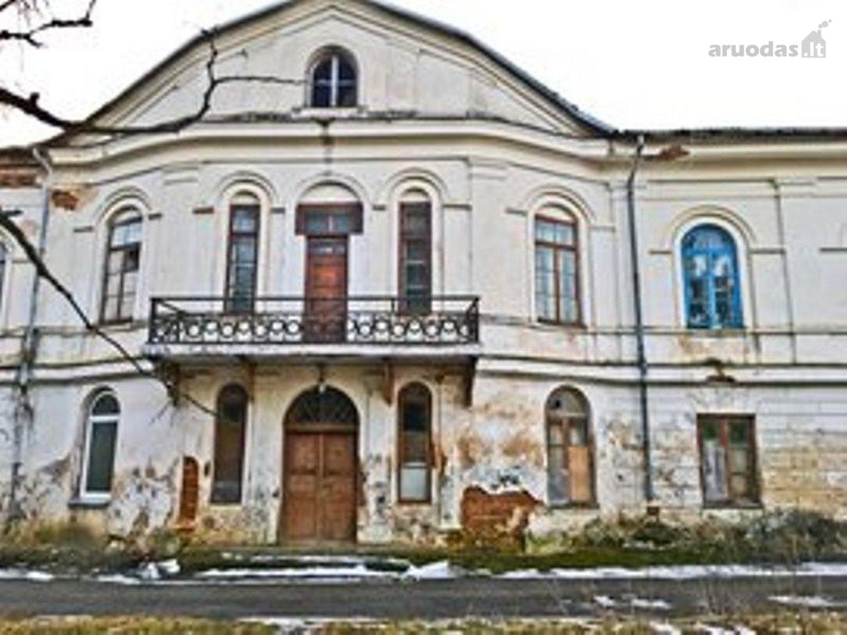 Kėdainių r. sav., Šlapaberžės k., Stoties g., 2 kambarių butas