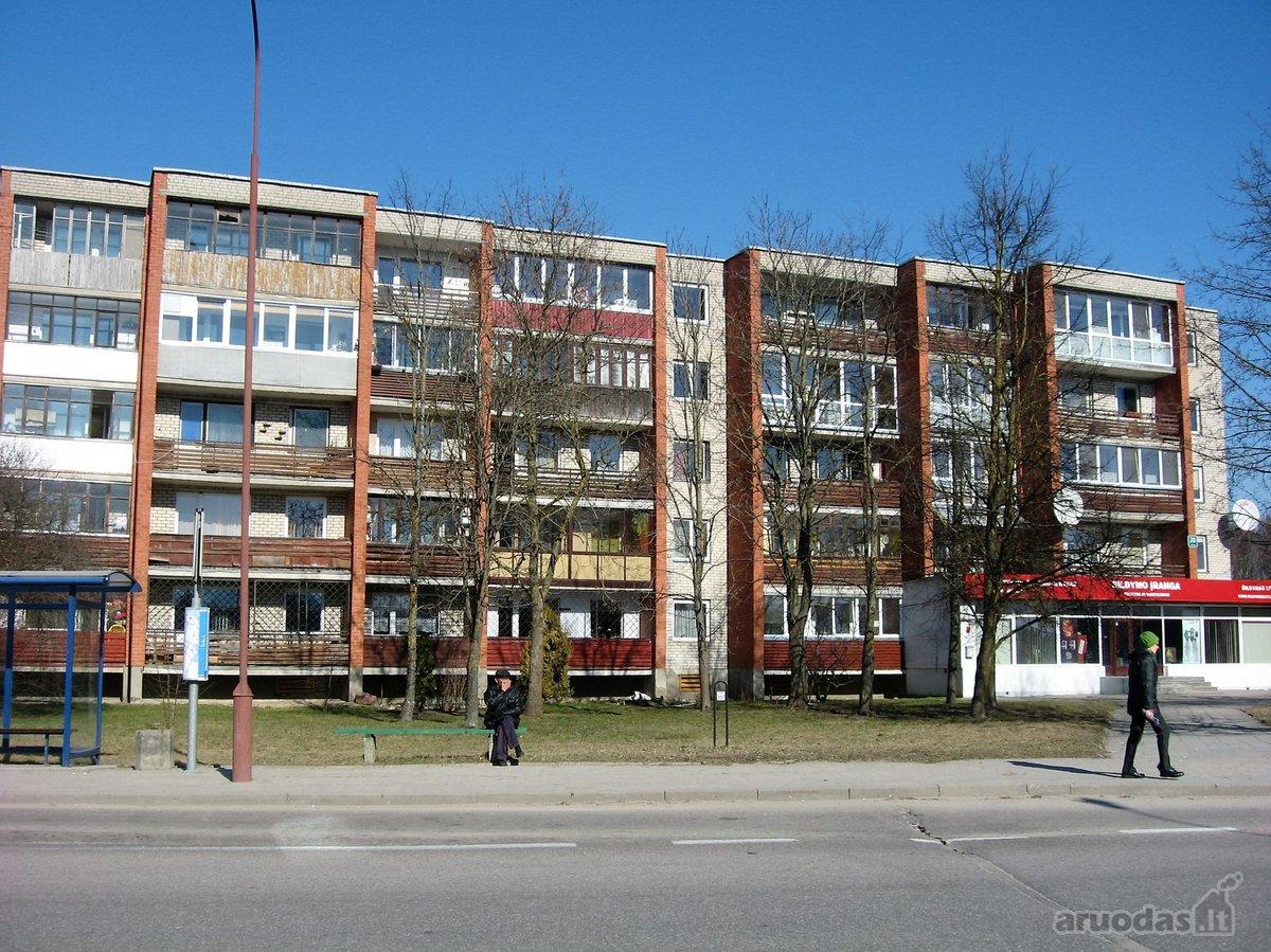 Šiauliai, Šimšė, Vilniaus g., 3 kambarių butas