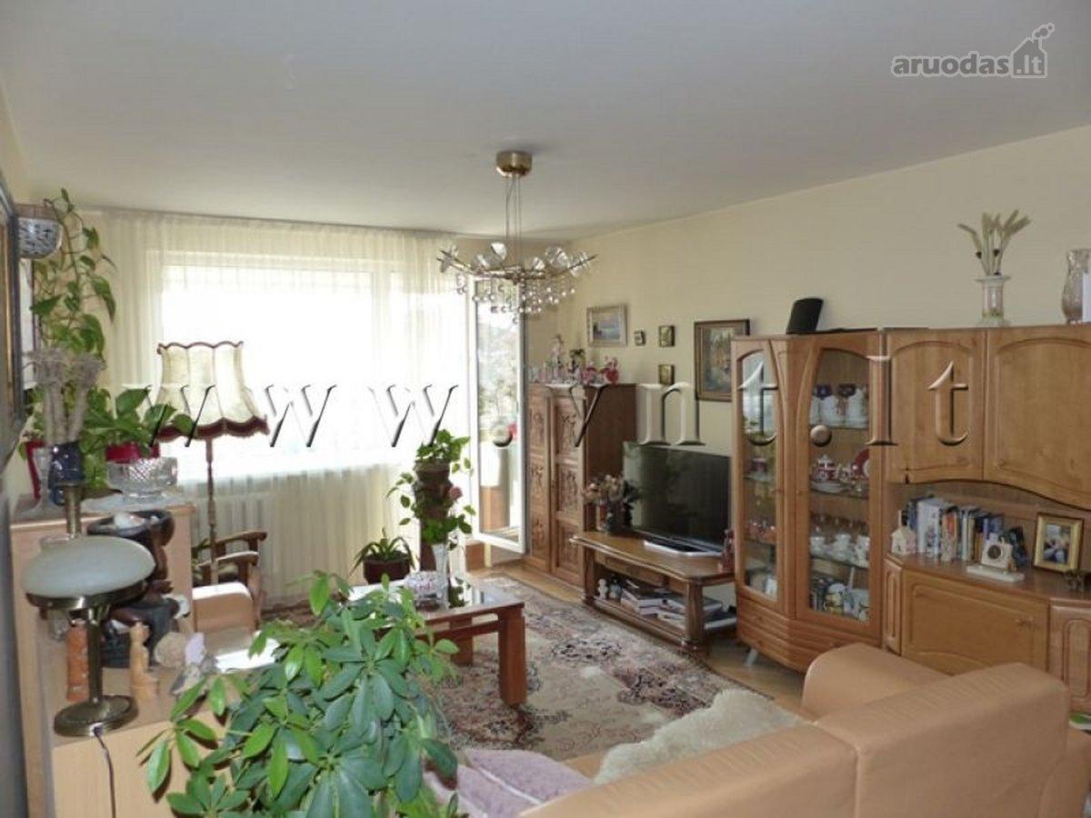 Klaipėda, Centras, Medžiotojų g., 3 kambarių butas