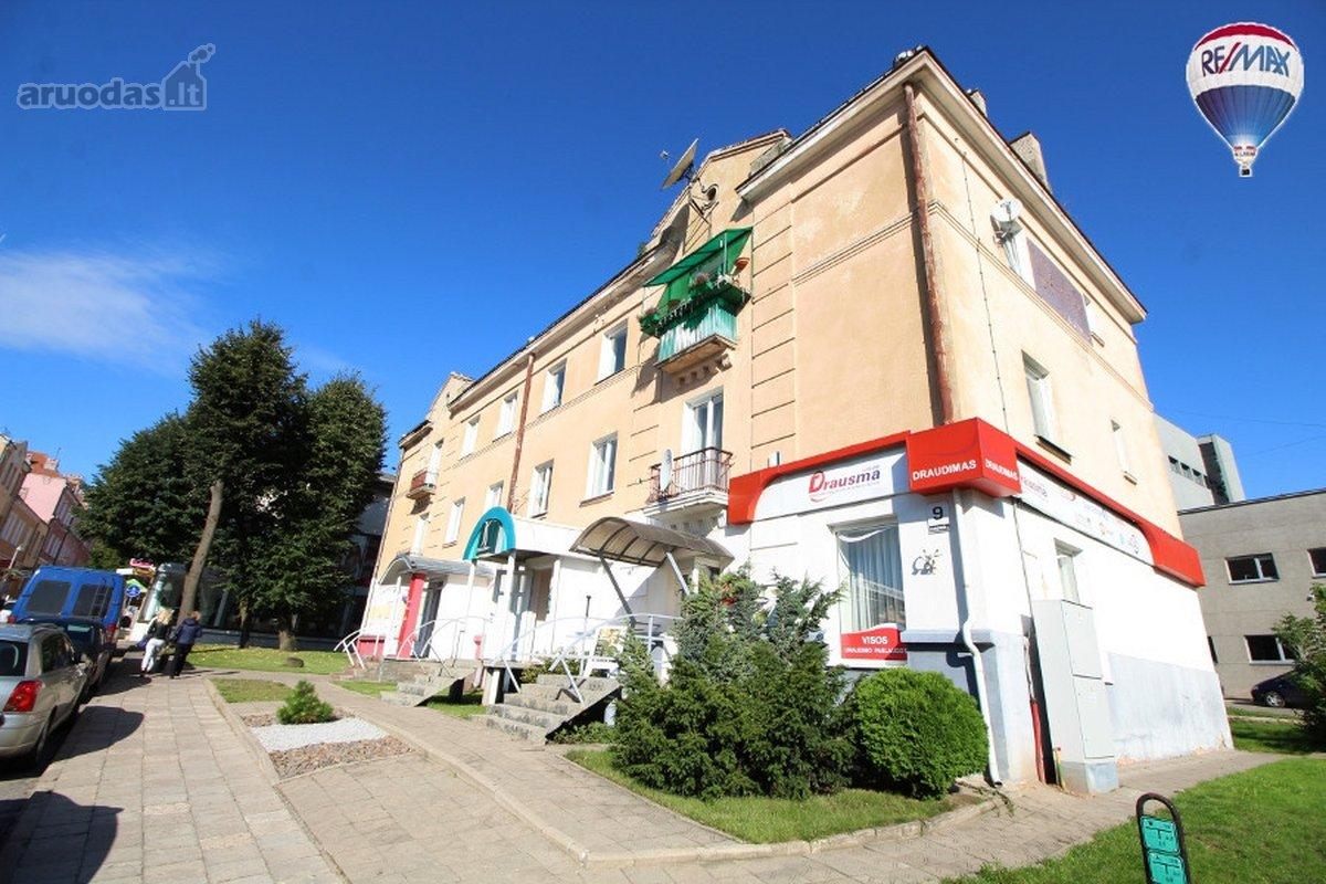Panevėžys, Centras, Ukmergės g., 3 kambarių butas
