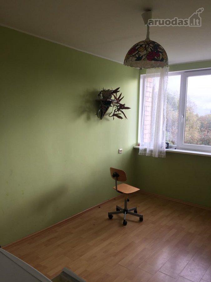 Panevėžys, Klaipėdos, Parko g., 1 kambario butas
