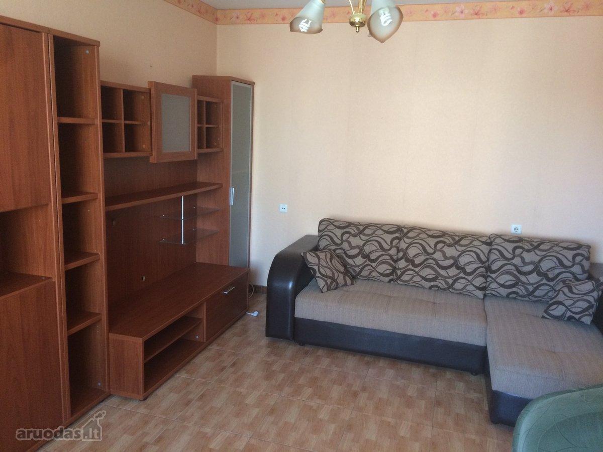 Kaunas, Šilainiai, Rietavo g., 1 kambario butas