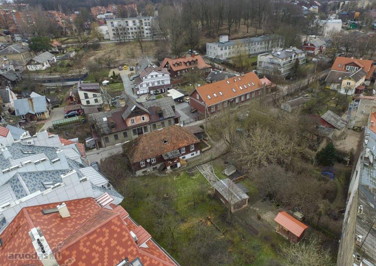 Vilnius, Užupis, Baltasis skg., 2 kambarių butas