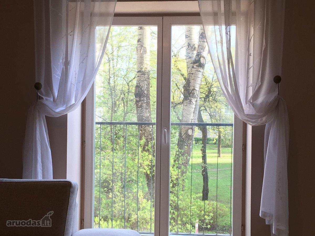Vilnius, Šnipiškės, Krokuvos g., 2 kambarių butas
