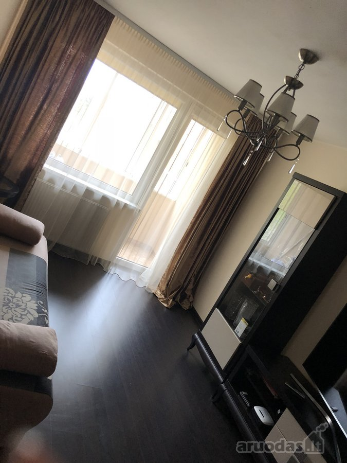 Vilnius, Karoliniškės, Rolando Jankausko g., 2 kambarių butas