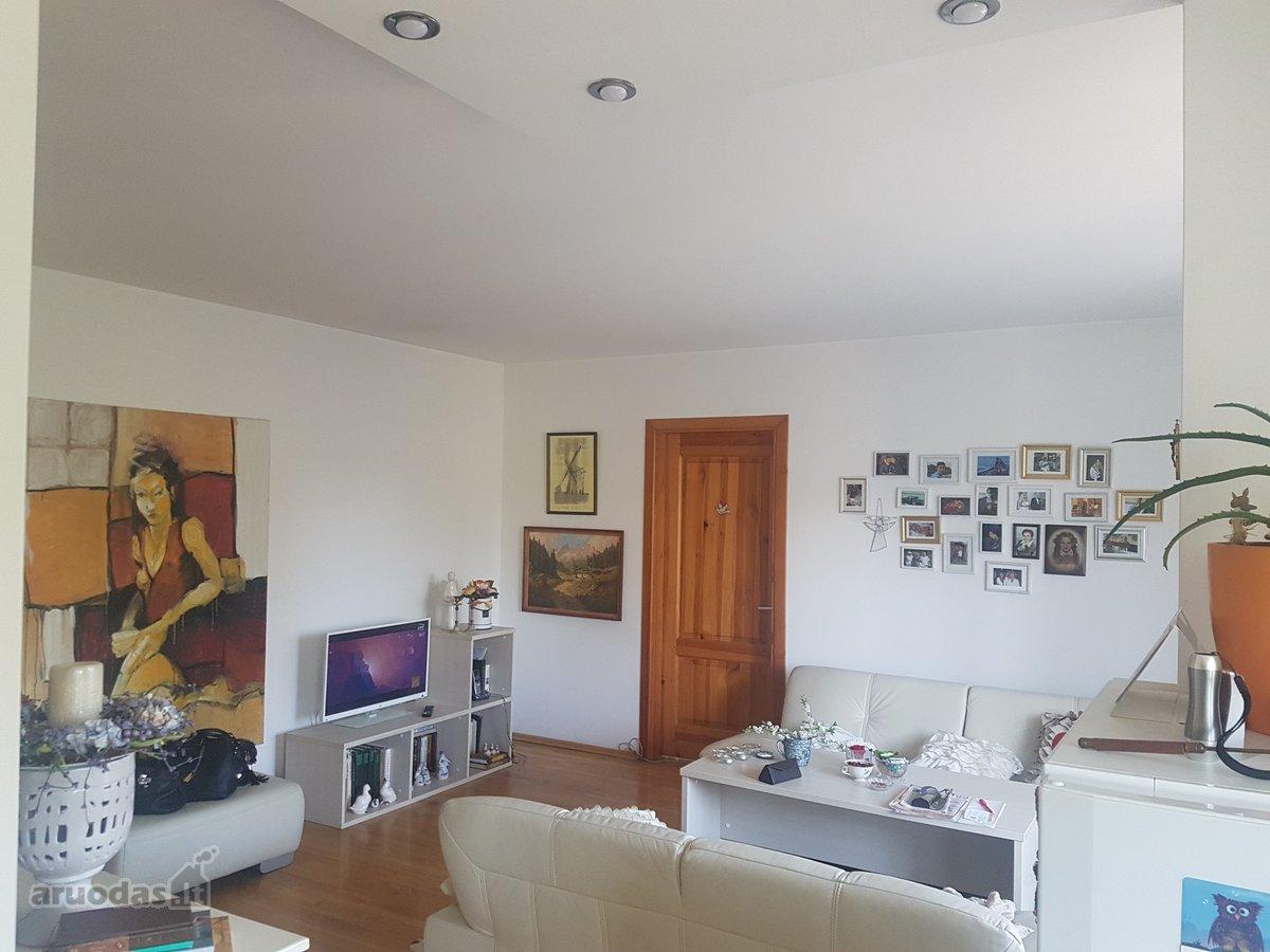 Marijampolės m., Centras, Jaunimo g., 2 kambarių butas