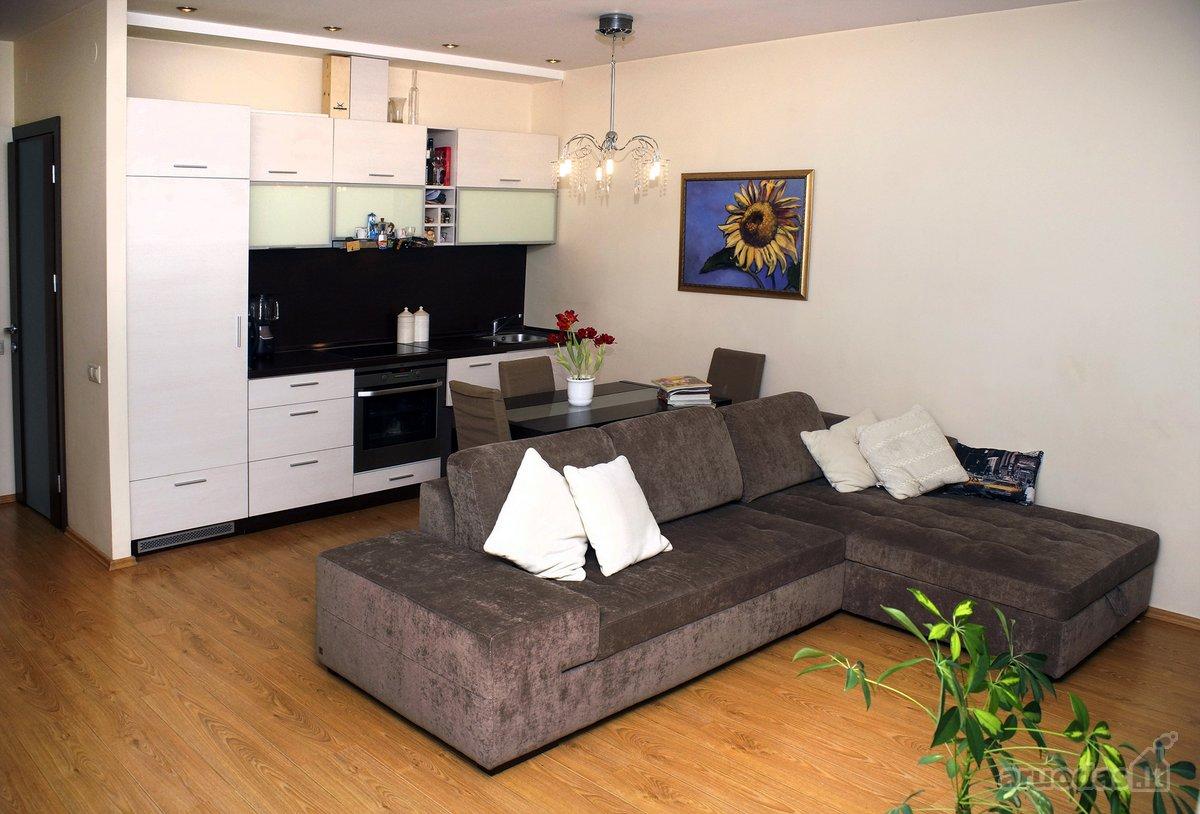 Vilnius, Šiaurės miestelis, S. Žukausko g., 2 kambarių butas