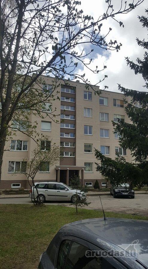 Panevėžys, Klaipėdos, Statybininkų g., 1 kambario butas