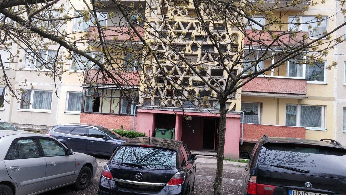 Kaunas, Dainava, V. Krėvės pr., 1 kambario butas