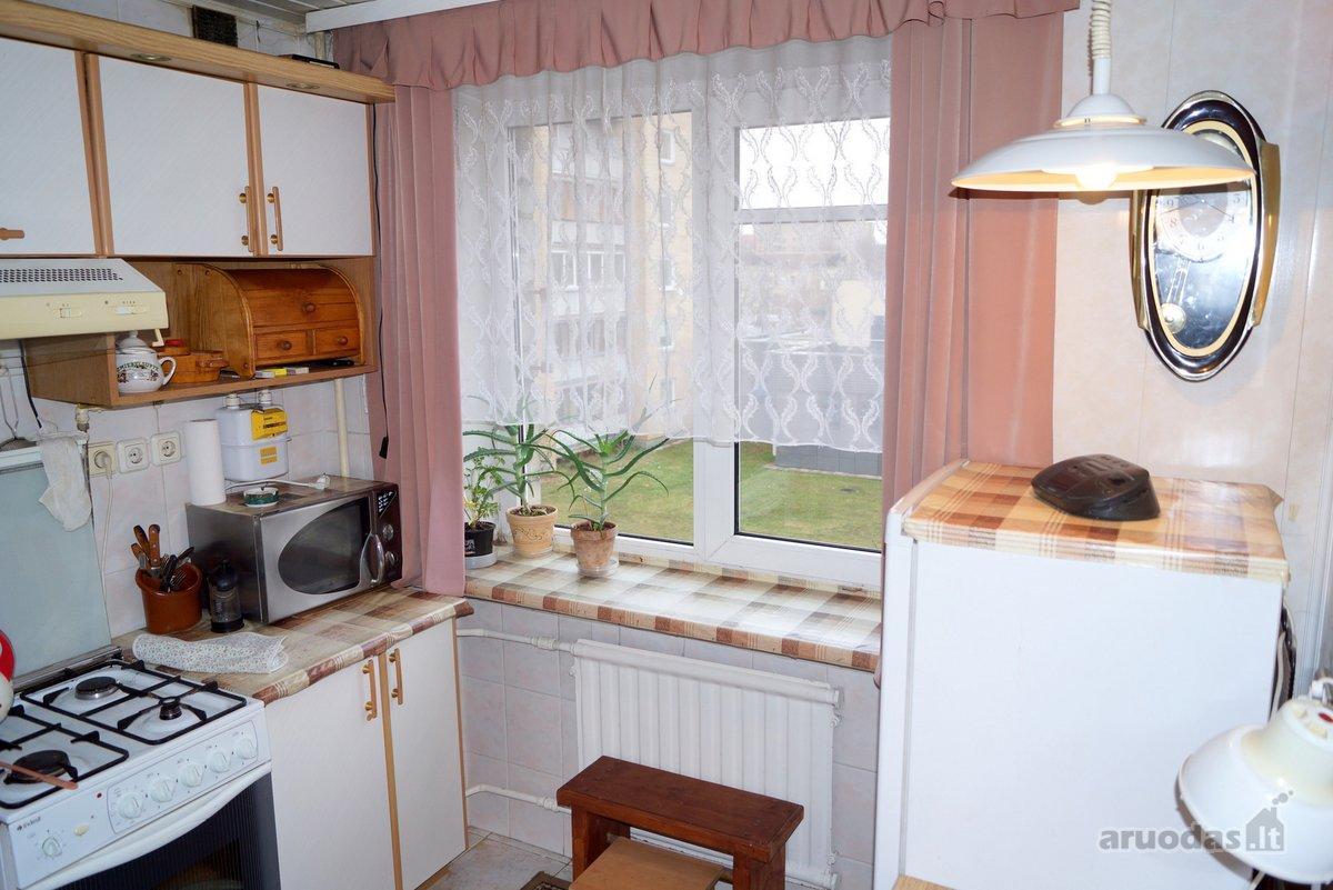 Vilnius, Naujamiestis, Vytenio g., 2 kambarių butas
