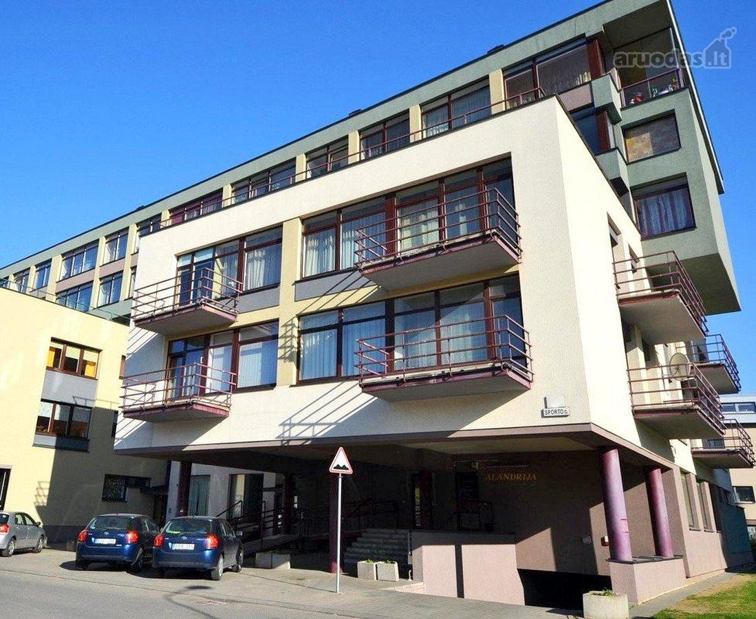 Vilnius, Šnipiškės, Sporto g., 3 kambarių butas