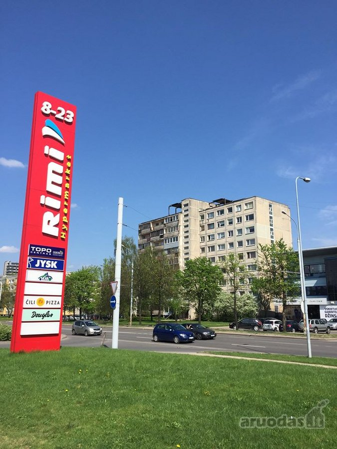 Vilnius, Žirmūnai, Žirmūnų g., 1 kambario butas