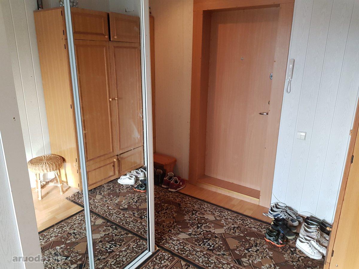 Trakų r. sav., Lentvario m., Ežero g., 2 kambarių butas