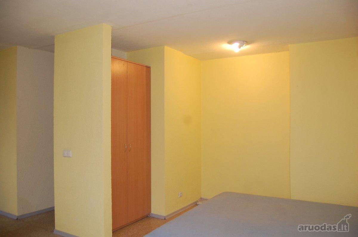 Vilnius, Naujininkai, Meistrų g., 1 kambario butas