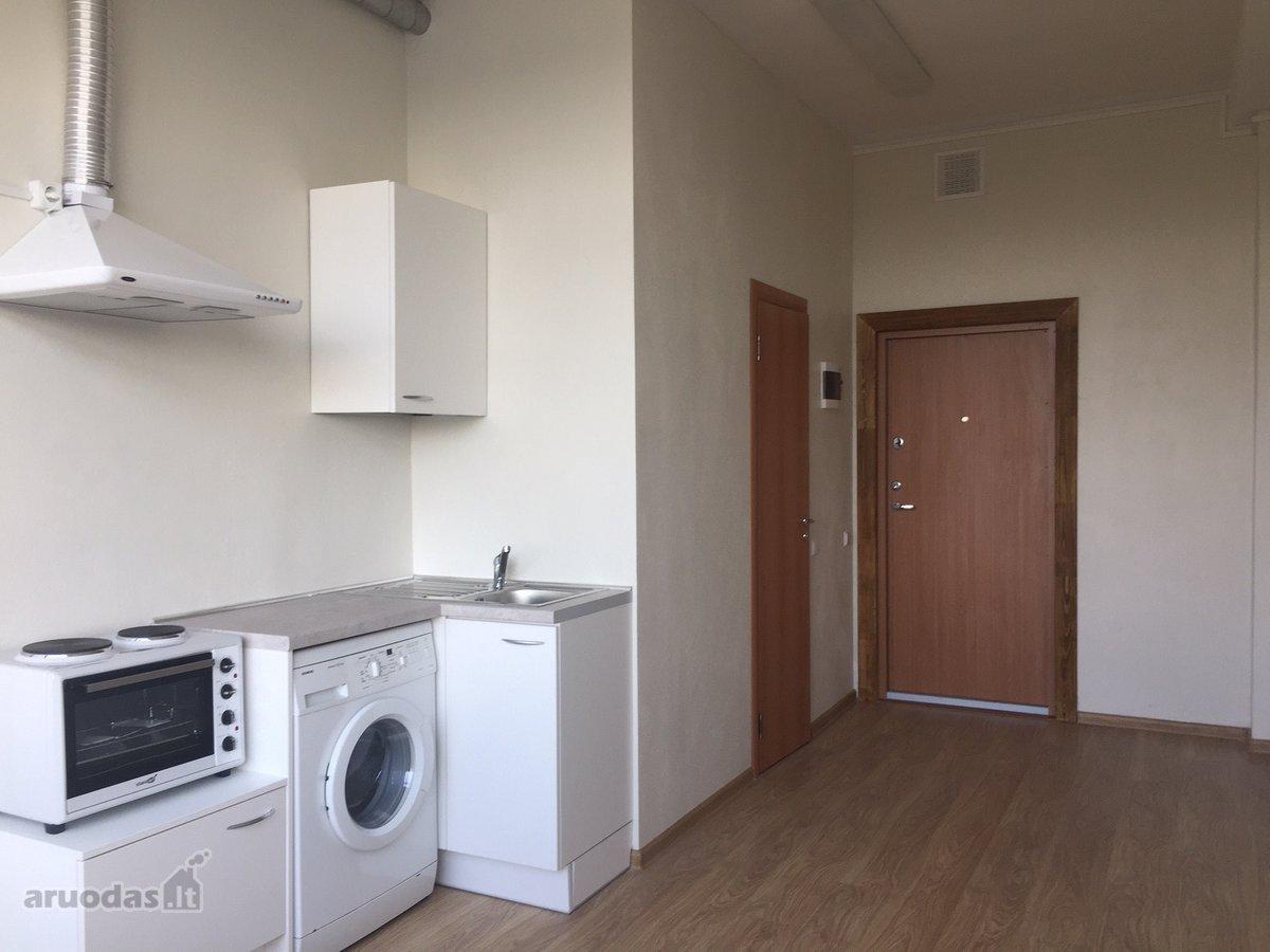 Kaunas, Dainava, Elektrėnų g., 1 kambario butas