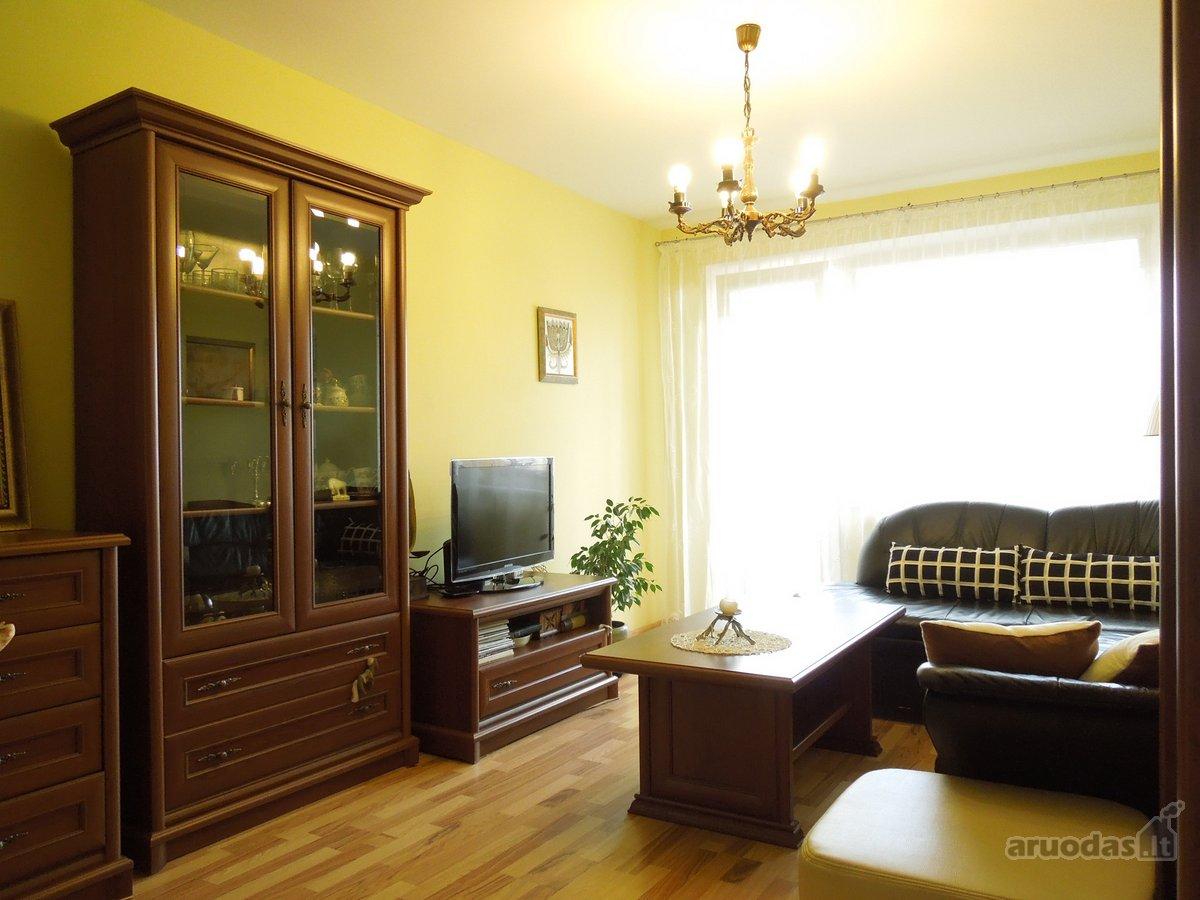 Šiauliai, Lieporiai, Gegužių g., 4 kambarių butas