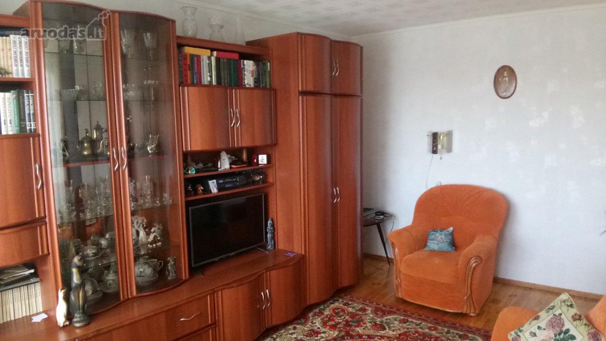 Mažeikių m., Pavasario g., 2 kambarių butas