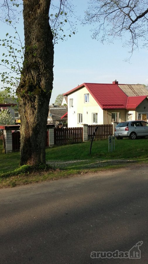 Vilnius, Trakų Vokė, Liepų al., mūrinio namo dalis