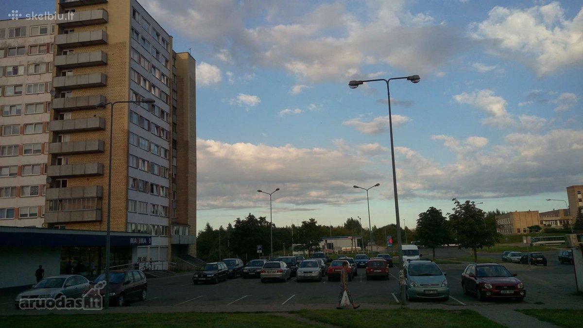 Vilnius, Naujoji Vilnia, Parko g., 2 kambarių butas