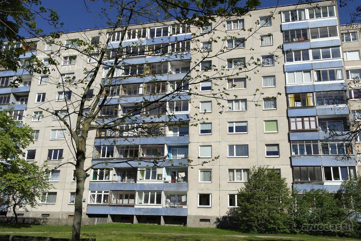 Vilnius, Karoliniškės, Apolinaro Juozo Povilaičio g., 1 kambario butas