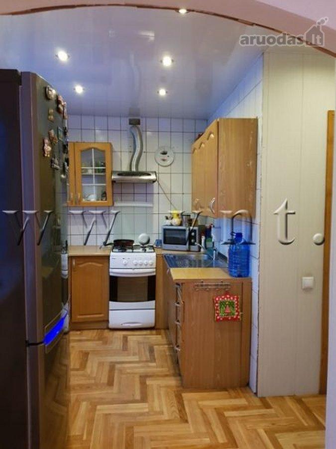 Klaipėda, Debrecenas, Debreceno g., 4 kambarių butas