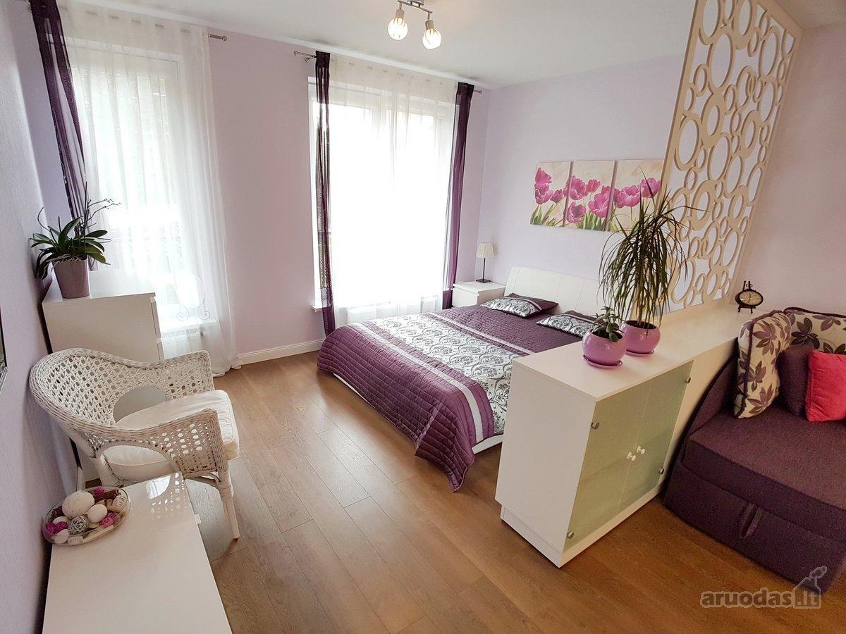 Vilnius, Naujininkai, Burbiškių g., 1 kambario butas