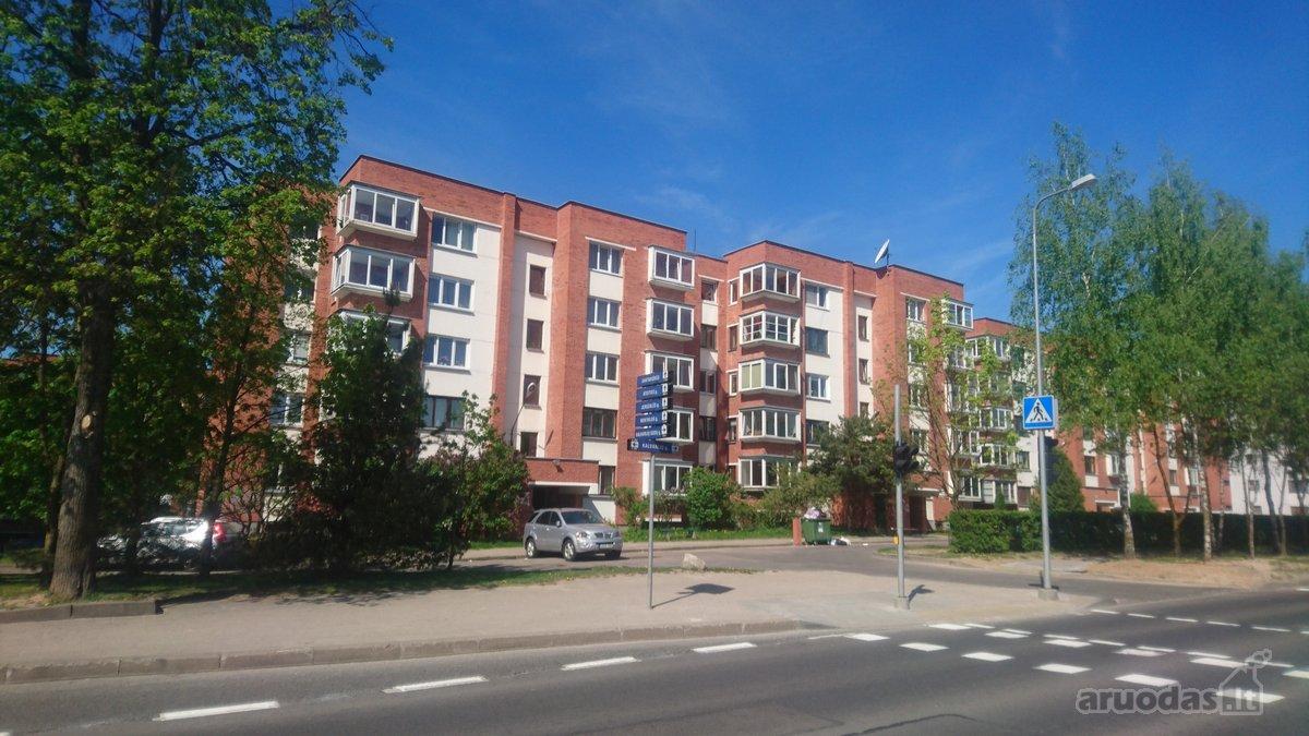 Vilnius, Baltupiai, Kalvarijų g., 4 kambarių butas