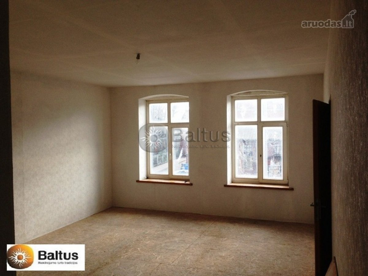 Klaipėda, Centras, Jūros g., 3 kambarių butas