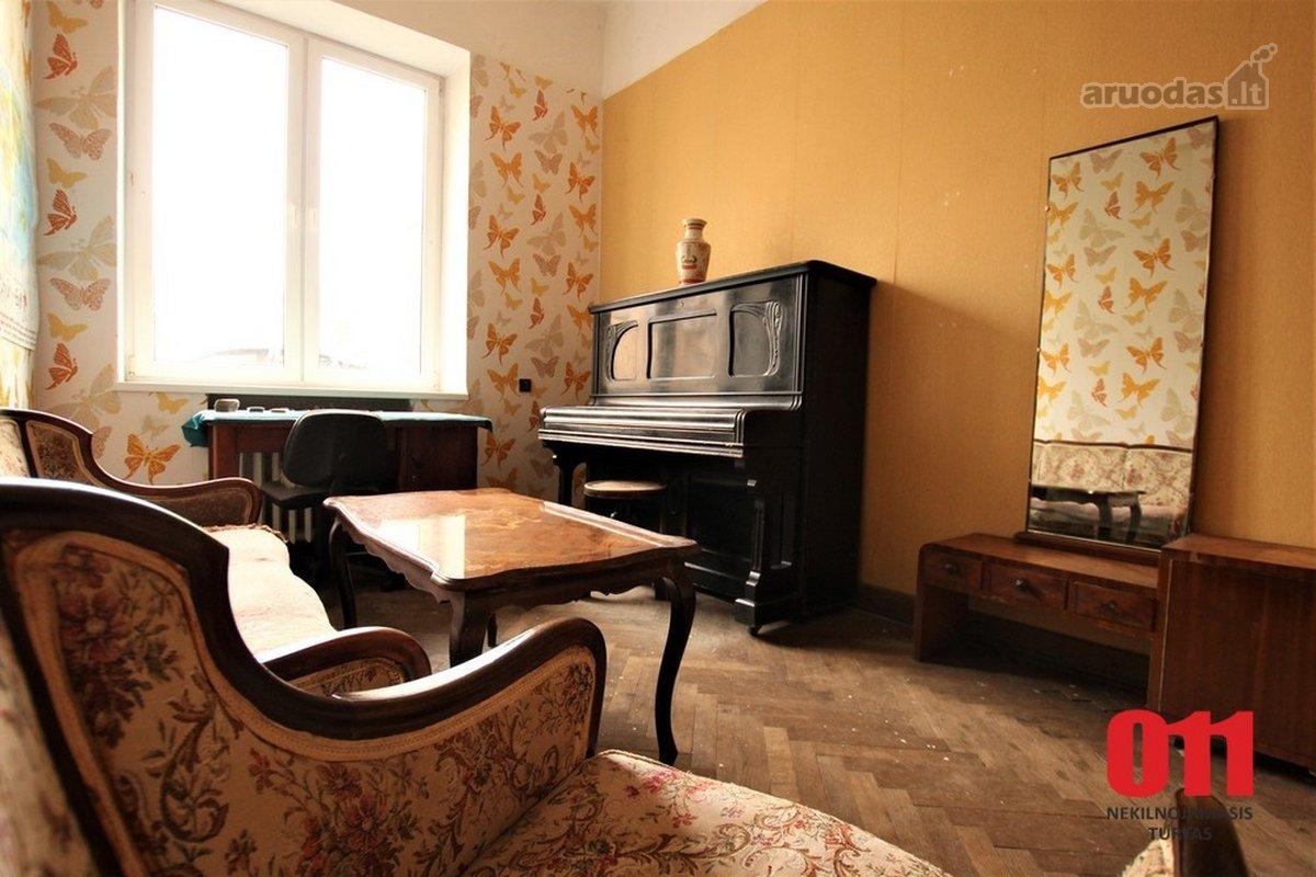 Kaunas, Senamiestis, V. Sladkevičiaus g., 3 kambarių butas