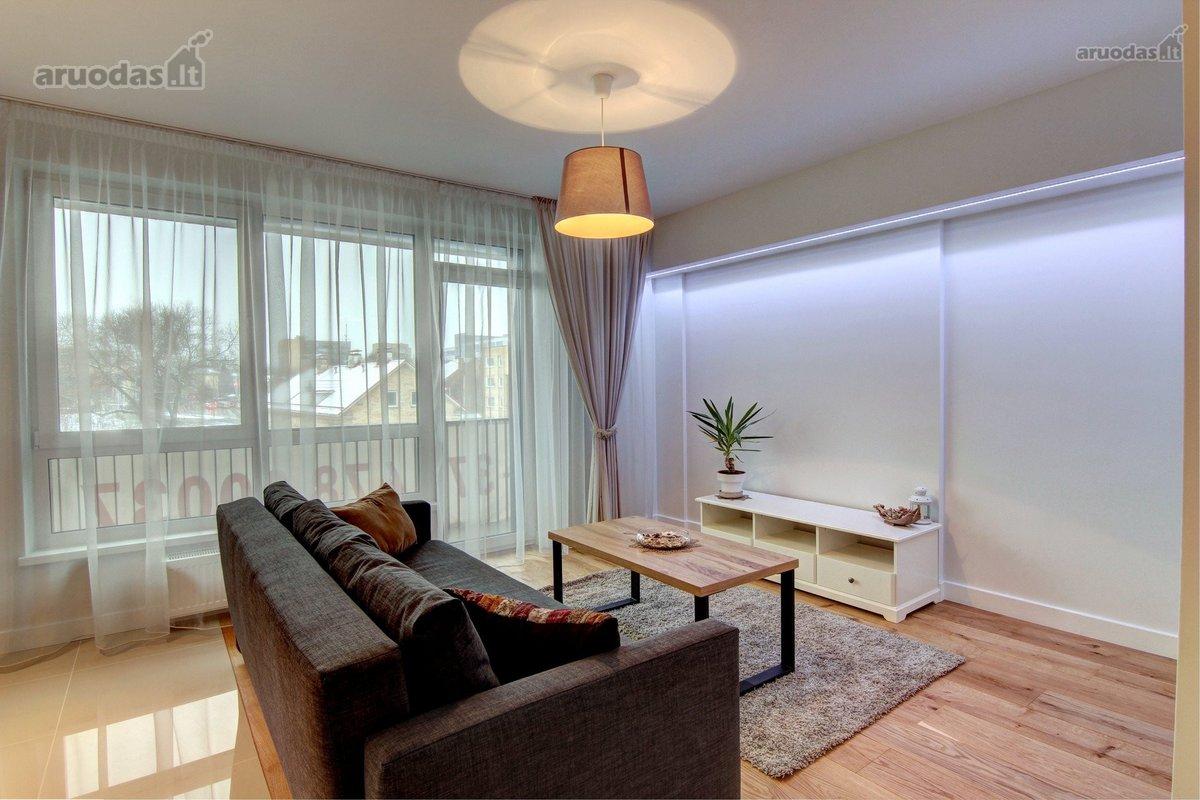 Vilnius, Naujamiestis, Kauno g., 1 kambario butas