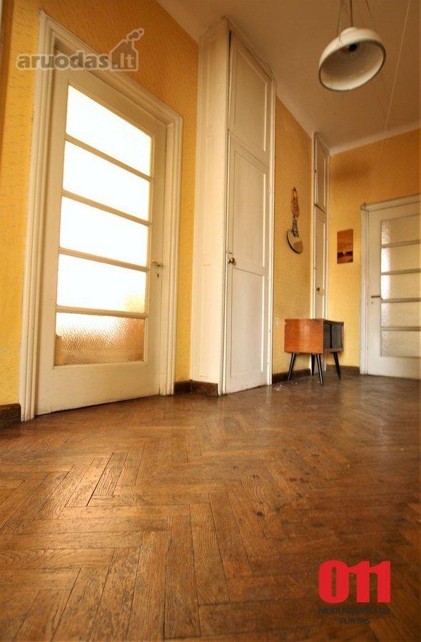 Kaunas, Centras, K. Būgos g., 4 kambarių butas