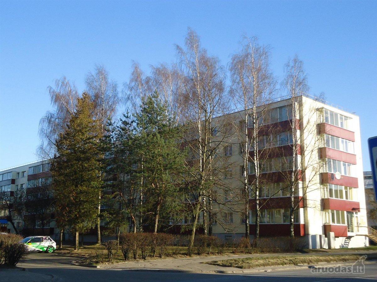 Panevėžys, Tulpės, Tulpių g., 2 kambarių butas