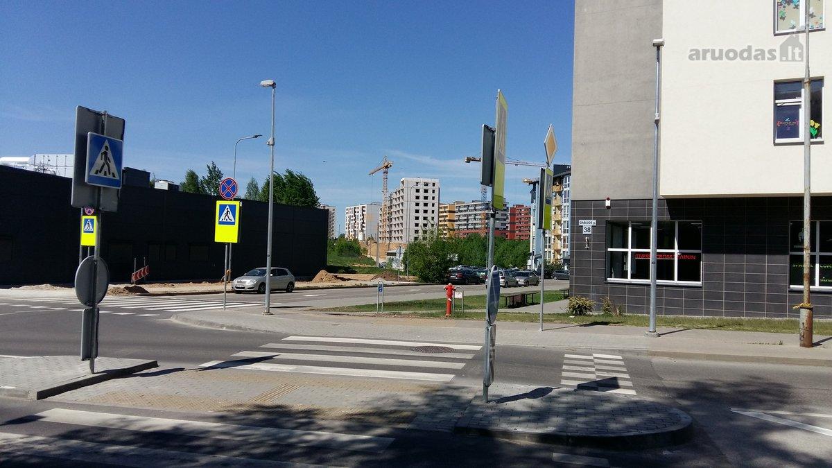 Vilnius, Pašilaičiai, Leičių g., 3 kambarių butas