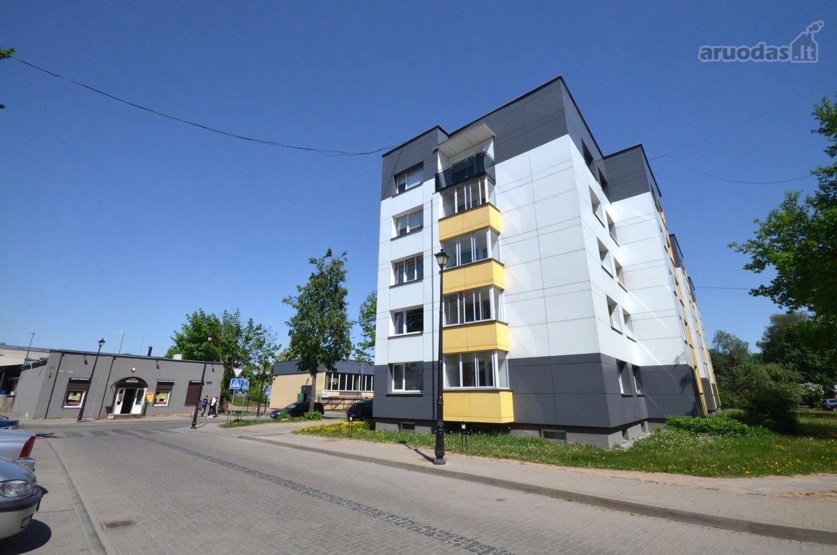 Jonavos m., Klaipėdos g., 1 kambario butas