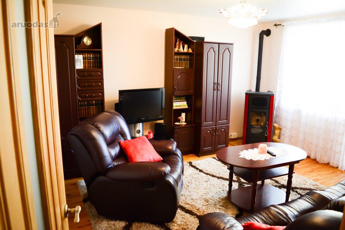 Palanga, Vasaros g., 3 kambarių butas