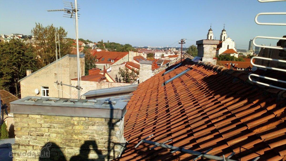 Vilnius, Senamiestis, Pranciškonų g., 3 kambarių butas