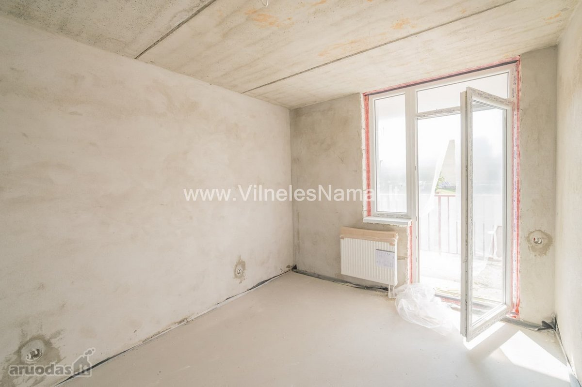Vilnius, Naujoji Vilnia, Karklėnų g., 2 kambarių butas