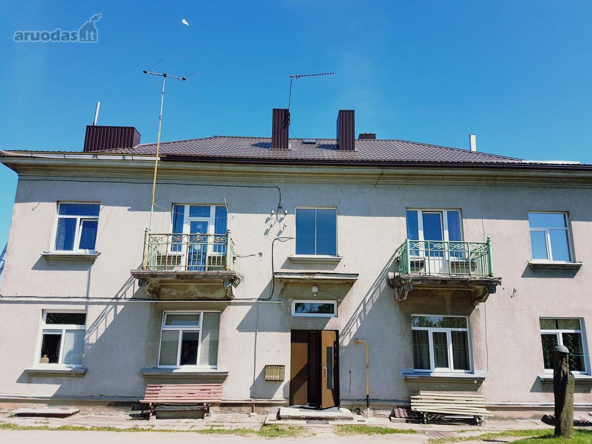 Ukmergės m., V. Kudirkos g., 2 kambarių butas