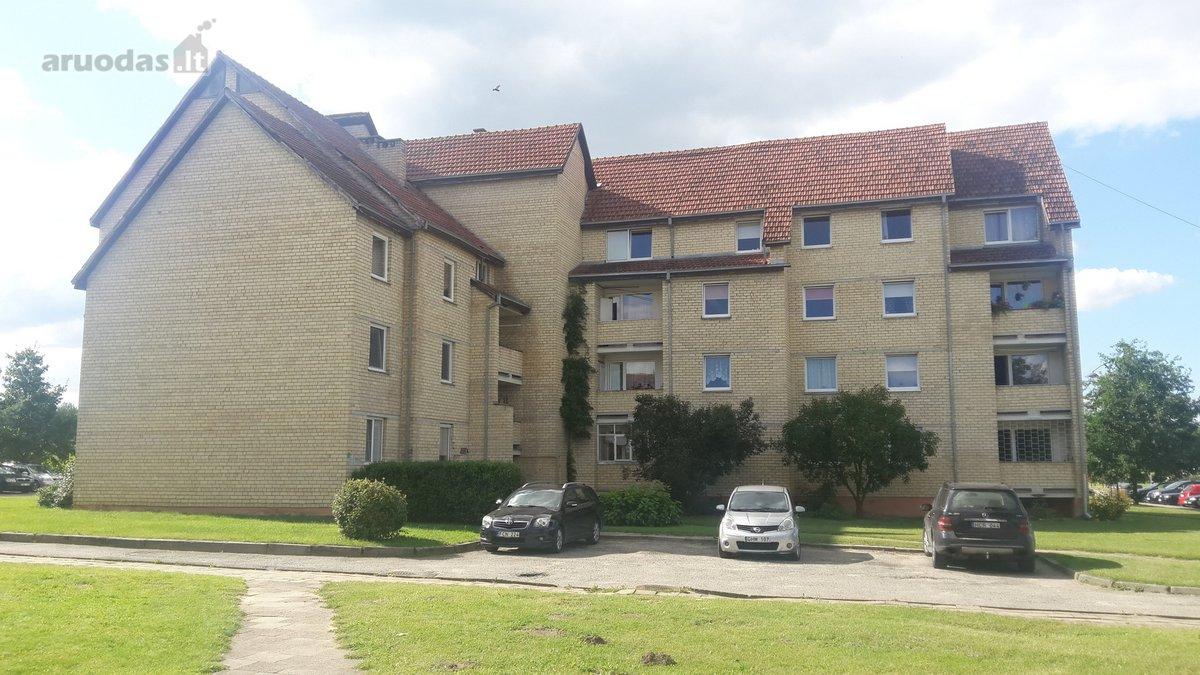 Birštono m., Lelijų g., 2 kambarių butas