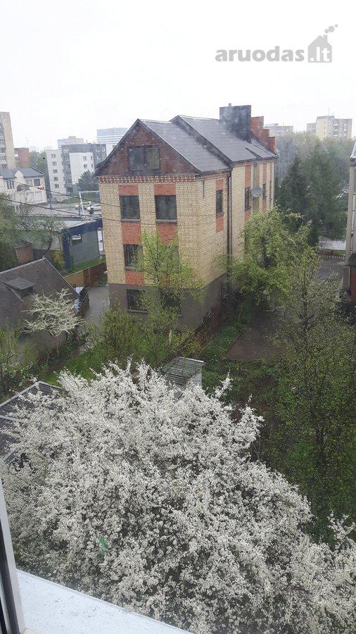 Kaunas, Žaliakalnis, Studentų g., 1 kambario butas