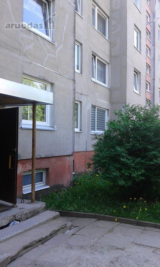 Mažeikių m., Ventos g., 2 kambarių butas