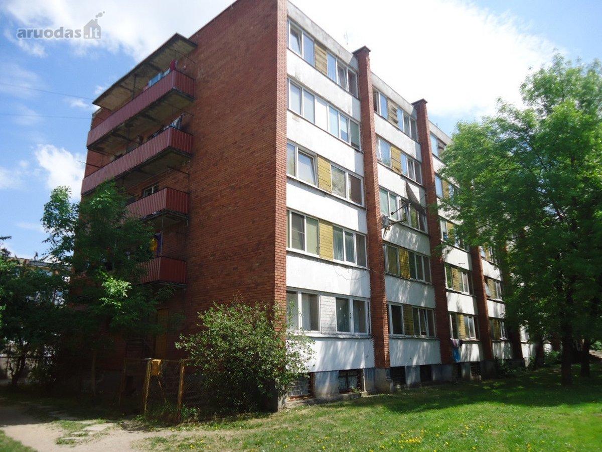 Kaunas, Žaliakalnis, Partizanų g., 3 kambarių butas