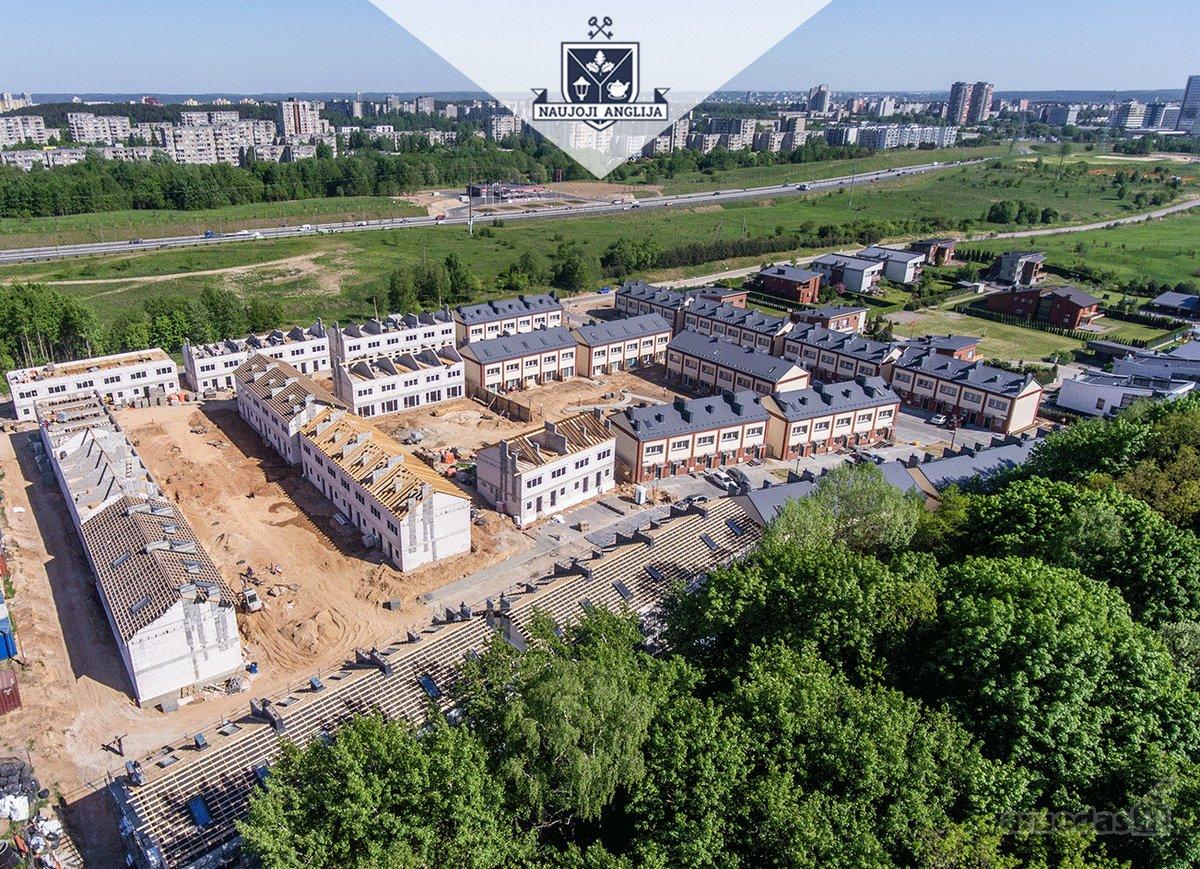 Vilnius, Pilaitė, Mozūriškių g., 3 kambarių butas