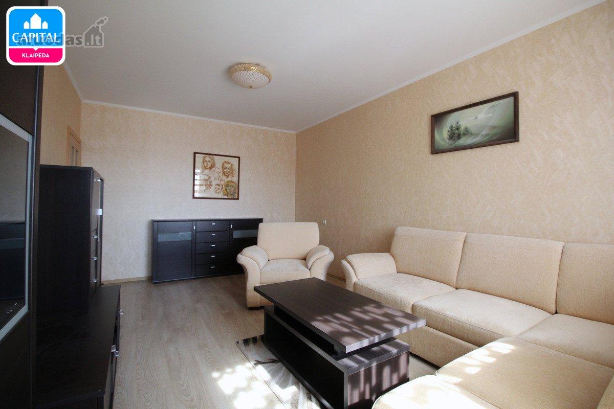 Klaipėda, Vingis, Vingio g., 3 kambarių butas
