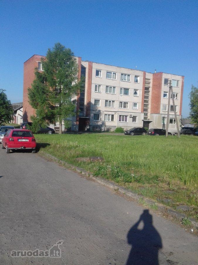 Prienų r. sav., Stakliškių k., Kauno g., 4 kambarių butas